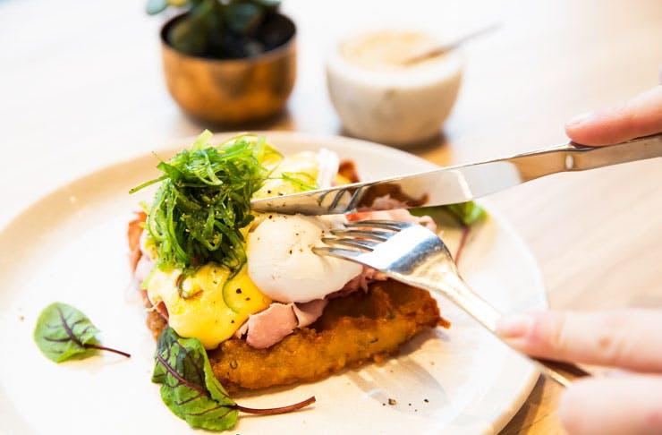Best Hash Brown Melbourne