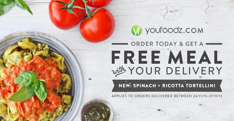 Eat your way to a bangin summer bod melbourne the urban list and because they love you youfoodz are offering you a free meal if you put an order in by wednesday so get clicking forumfinder Image collections