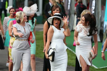 The 7 Worst People You'll Find At The Races