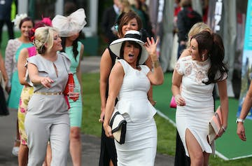 The 6 Worst People You'll Find At The Races