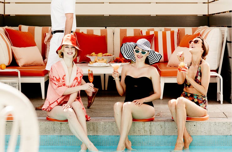 Melbourne Cup dining guide Sydney