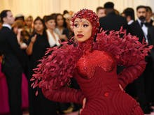 Peep 8 Of The Most Extra Looks From The Met Gala Red Carpet