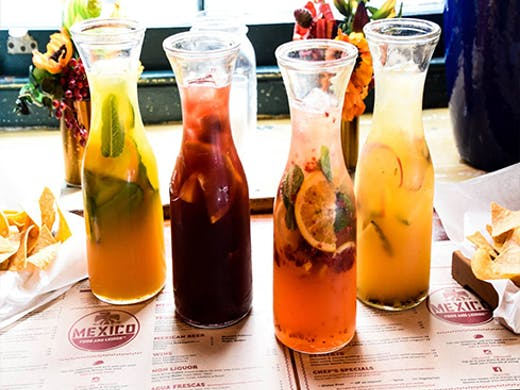 With four Auckland locations, Mexico is where you should go when you need a hit of sangria, tacos, and fried chicken.