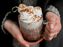 Warm Your Mitts This Winter On A Boozy Mug Of Milo At This CBD Bar