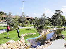 Where To Play Mini Golf In Perth