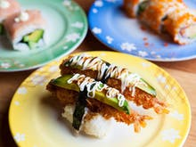 7 Of Brisbane's Best Sushi Trains To Grab A Plate At
