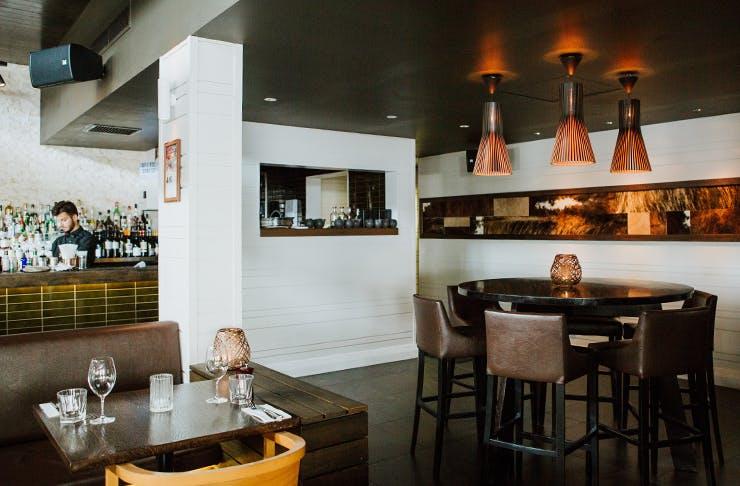 Date night restaurants sunshine coast