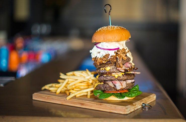 best Sydney restaurant food challenges