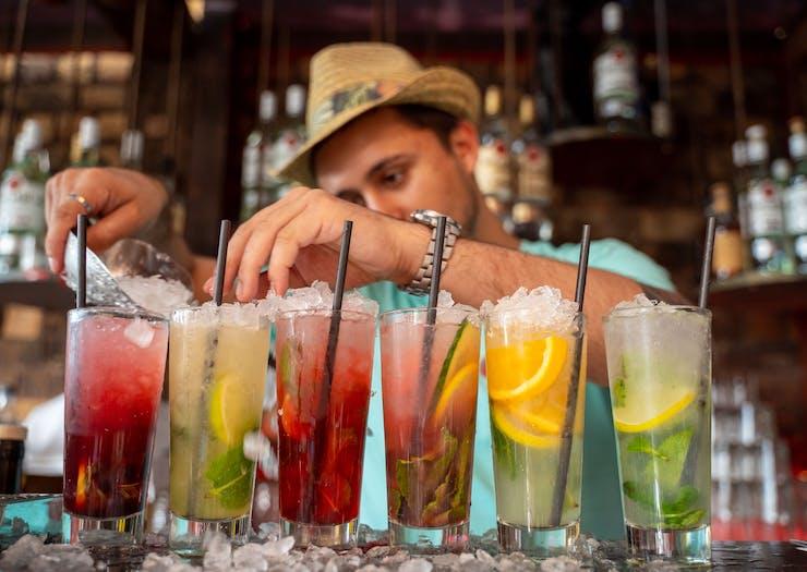 Drink Up, A Fleet Of Free Mojito Tuk Tuks Hits Auckland Tonight