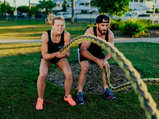 Best gyms Brisbane
