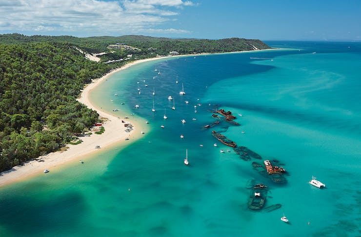 Moreton Island The Urban List Weekender Guide