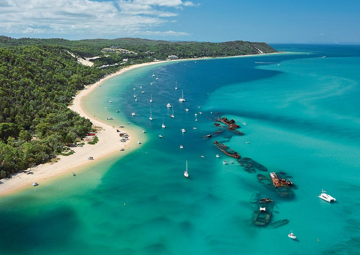 The Urban List's Weekender Guide To Moreton Island
