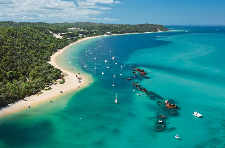 best-snorkelling-sunshine-coast