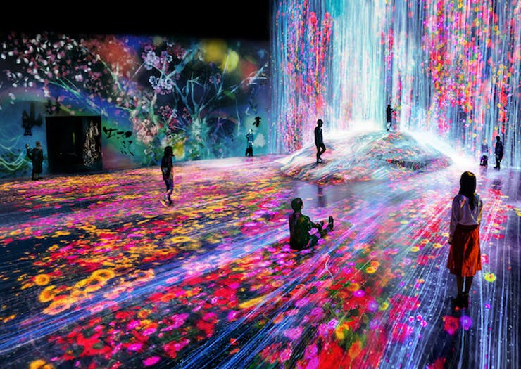 Drop Everything And Book Your Flights To Japan For This Crazy Art Installation