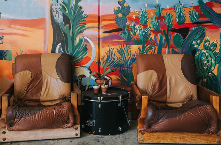 Mos Desert Clubhouse Burleigh Heads