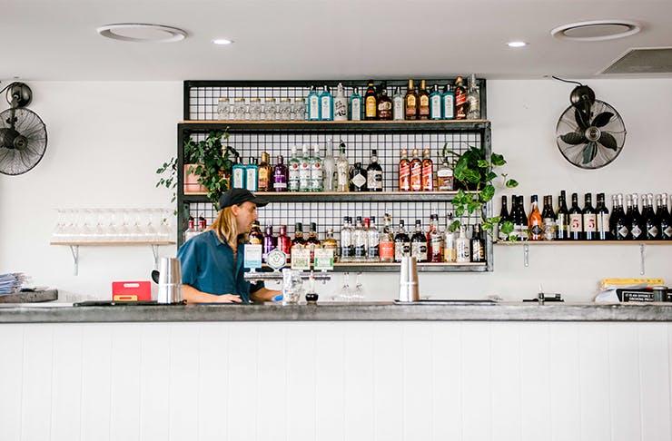 Moxys Rooftop Bar Coolangatta
