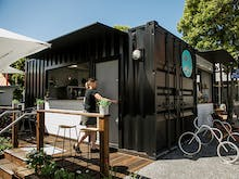 Inside Look: Hidden Down A Little Laneway Is Where You'll Find This Adorbs Coffee Spot