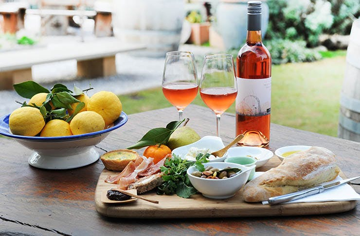 Mudgee food and wine festival Sydney