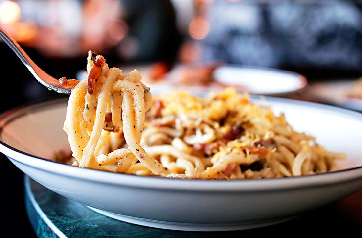 Mummucc best italian perth, Perth pasta