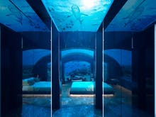 The World's First Underwater Villa Is Here And It Will Only Cost You $50,000 A Night