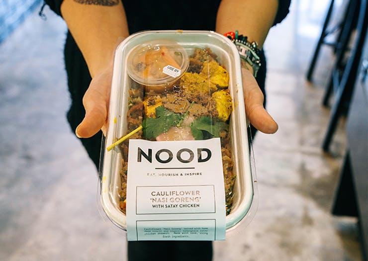 NOOD Cafe, Leederville