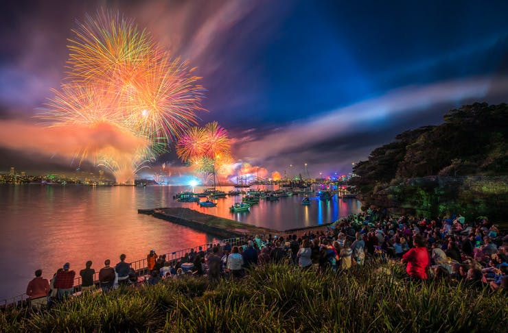 The Best New Year's Eve Parties in Sydney