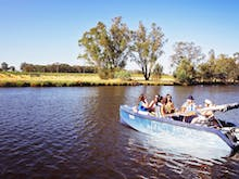 BYO Booze On This Self-Skippered, Dog-Friendly Swan River Cruise