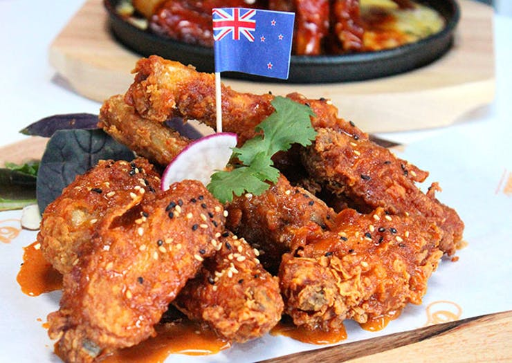 Winging It | Auckland's Best Chicken Wings