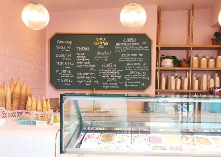 New Opening: Duck Island Ice Cream