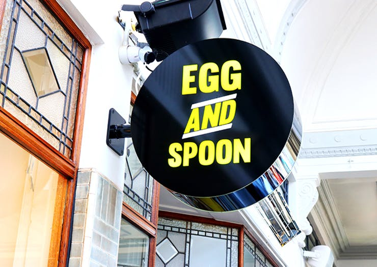 New Opening: Egg And Spoon