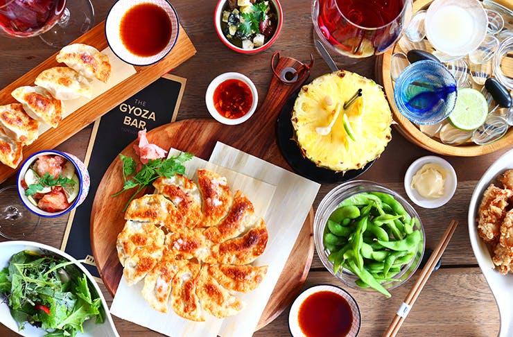 New Opening: The Gyoza Bar