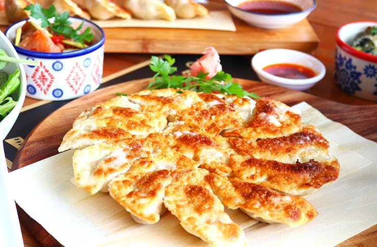 New Opening: The Gyoza Bar