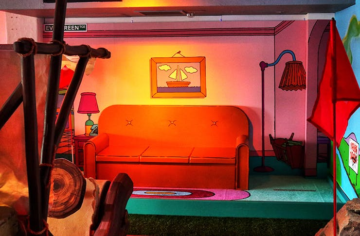 Here's Your First Look At Insane Mini-Golf Bar Holey Moley
