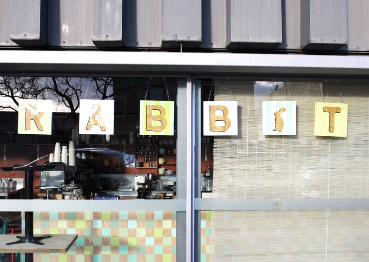 New Opening: Rabbit Cafe