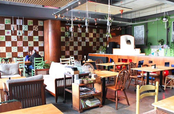 New Opening: Rabbit Cafe