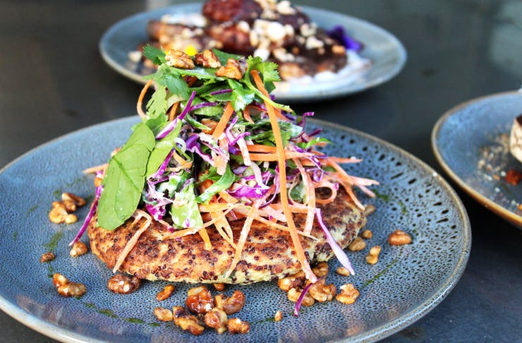 Auckland's Best Vegetarian Eats
