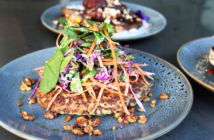 Auckland's Best Vegetarian Eats