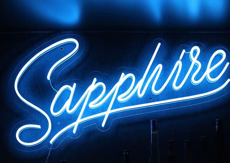 New Opening: Sapphire Nightclub