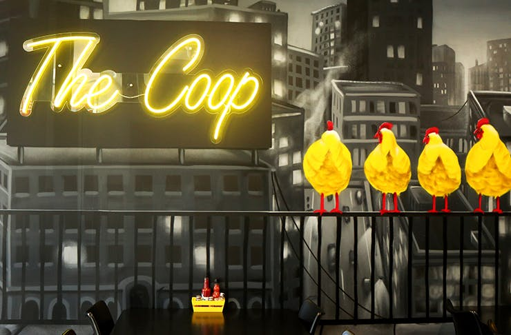 New Opening: The Coop