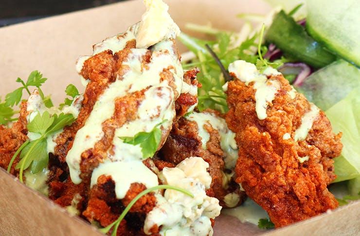 Auckland's Best Fried Chicken