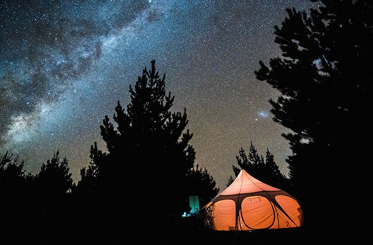 New Zealand Glamping Spots