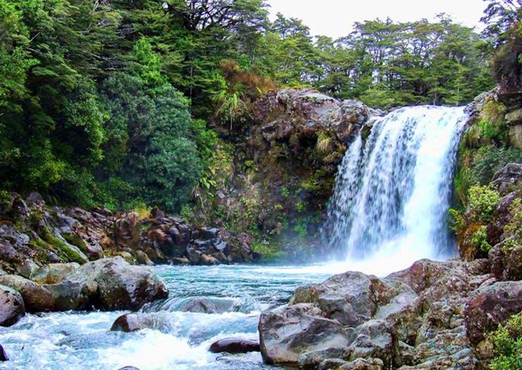 New Zealand's Most Beautiful Waterfalls