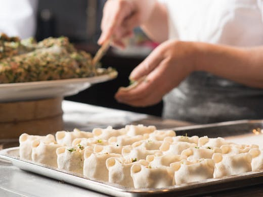 New Shanghai dumpling workshop  Sydney