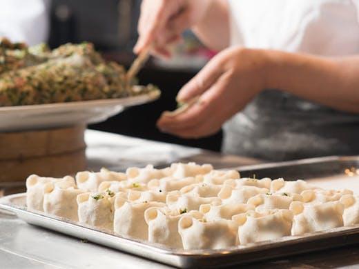 New Shanghai dumpling workshop  Sydney