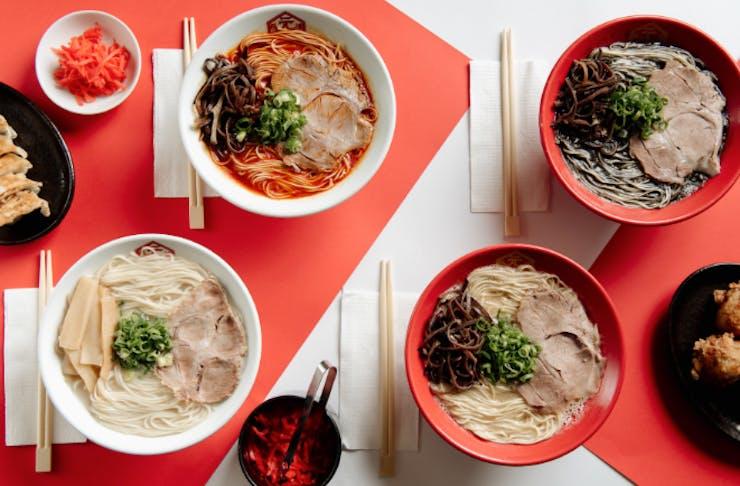 new ramen restaurant perth