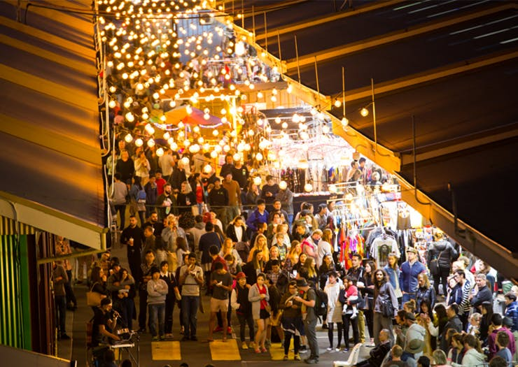 Why This Night Market Is The MOST Melbourne Thing You'll Do This Summer