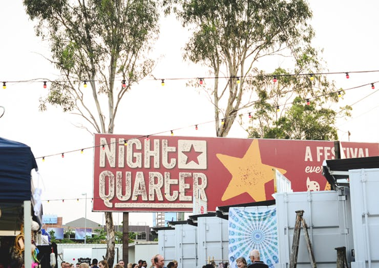 The Sunshine Coast Is Getting An Award-Winning Night Market Next Month And It's Huge