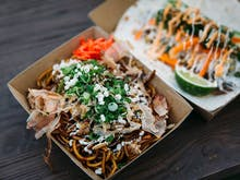 Everything You Must Eat At This Year's Night Noodle Markets