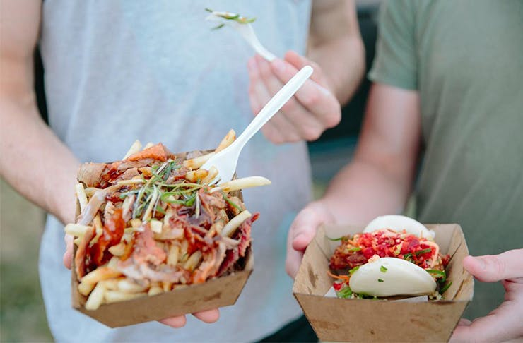 What We Can't Wait To Eat At The Night Noodle Markets, Perth Events, Perth To Do, Things To Do In Perth