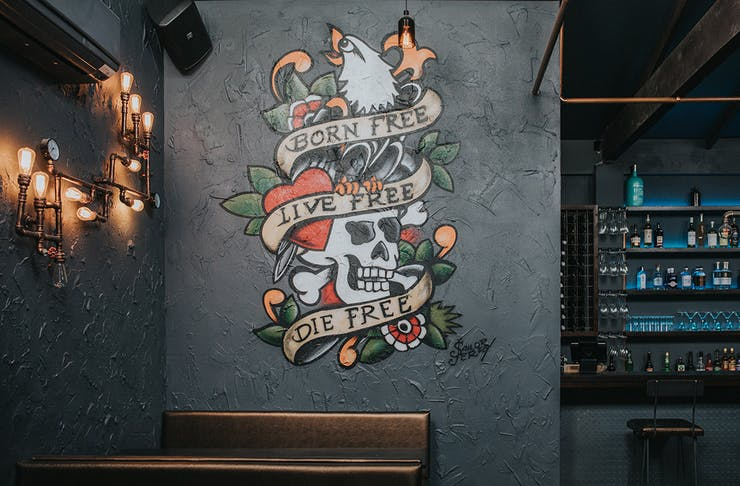 Nightjar Bar Burleigh Heads